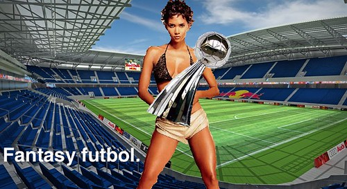Fantasy Futbol image for The Offside Rules