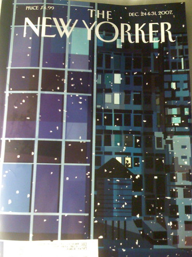 New Yorker Fiction Issue 2007