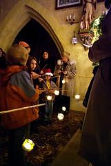 Noà«l aux flambeaux pour Sion
