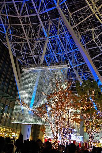 Tokyo Midtown X'mas eve 02