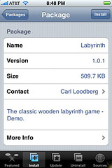 Labyrinth Update 1.0.1