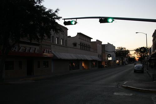 corner of main and bibb