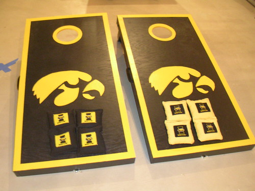 Corn-Hole Boards