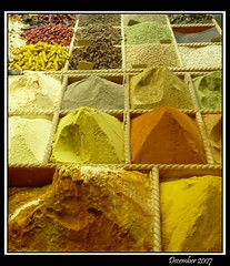 Spices (marco@linuxbox) Tags: souk doha spieces sq