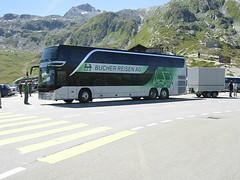 Setra S431 DT (Reto Kurmann) Tags: bus motorcoach setra s431dt buchertravel bucherreisen