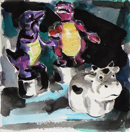 Dinosaurs,Cow (2008)