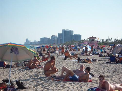 Haulover Beach por MKElevi.