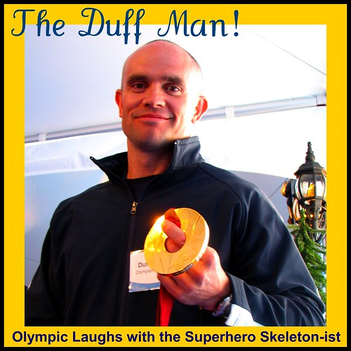 duff gibson - gold medalist by uncleweed