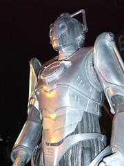 Cyberman (CoasterMadMatt) Tags: new monster alien doctorwho cybermen davidtennant reddragoncentre riseofthecybermen ageofsteel doctorwhoexhibitioncardiffbay doctorwhomuseumcardiffbay