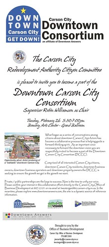 Downtown Carson City Consortium