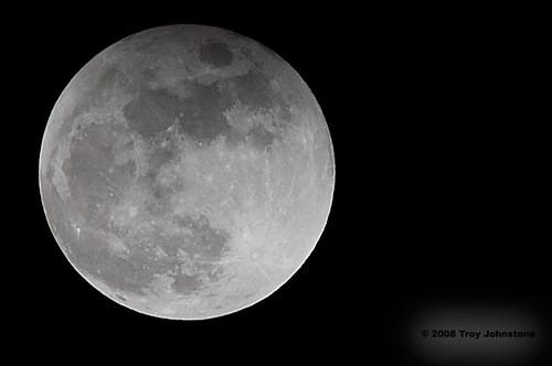 Lunar Eclipse - Last Shadow