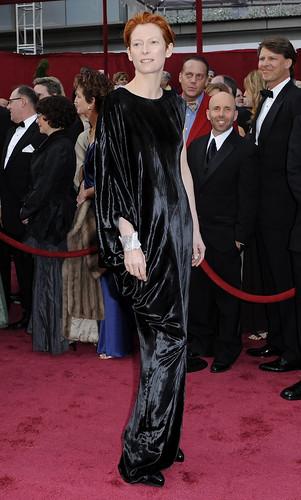 Tilda Swinton ganadora Oscar 2008