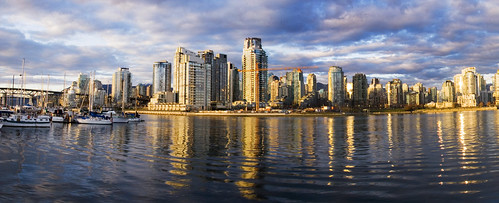 Vancouver Downtown Colour