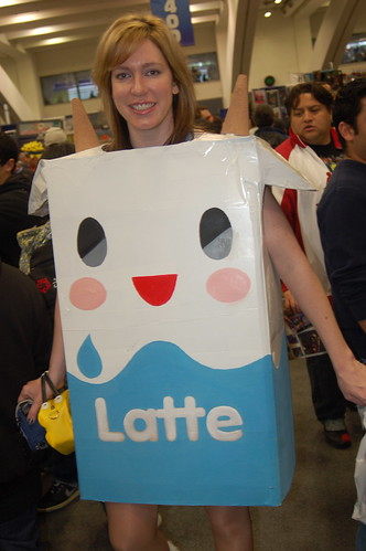 Wonder Con 2008: Latte Box
