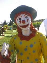 corn clown
