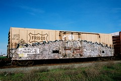 Natural / Chez (All Seeing) Tags: art graffiti natural trains chez sfgraffiti lords frisco sanchez graffitiart gl freights paintedtrains railart natrl sanfranciscograffiti monikers freightgraffiti friscoline boxcarart bayareagraffiti grafflifers chez1