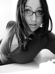 Danas na poslu.... (DuchessTara) Tags: explore novisad belo vojvodina srbija crno blackwhiteaward womenexpression