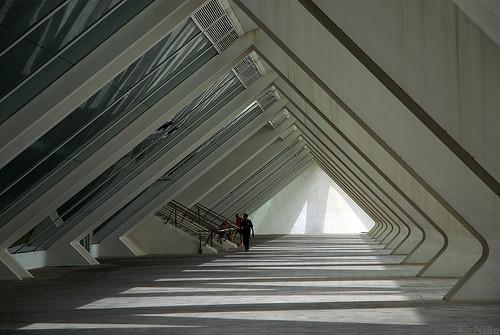 Structural design at the Museu de les Ciències