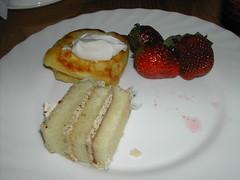 Final plate - dessert