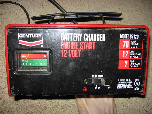 Can I fix my battery charger? - Mopar Forums