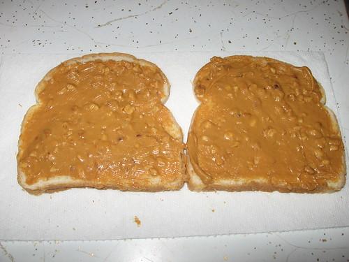 chunky peanut butter