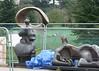 TheEnd - ladies waiting (chericbaker) Tags: sculpture kewgardens kew moore henrymoore mooreatkew