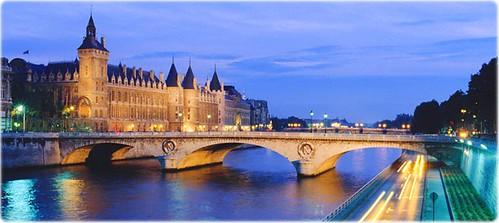 La conciergerie, Ile de la Cité, Paris, Francia