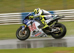 Valentino Rossi - Picture by Matt Ritchie on Flickr (CC Licence)