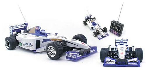 formula 1 RC cars For Kids by TomFred