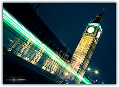 The Clock Tower ... (Bally AlGharabally) Tags: london tower clock big photographer ben rai kuwaiti bally gharabally algharabally