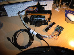 PAP Rig Build 05 (zzpza) Tags: pap arduino brooxes freeduino paprig