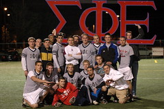 Sig Ep Win Missouri State Fraternity Soccer Title