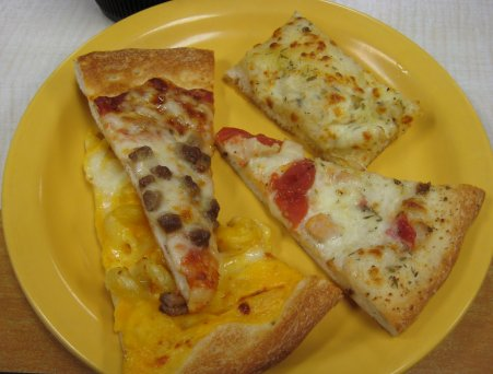 Day 2 - CiCi's Pizza - Buffet