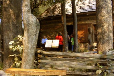 Lincoln Museum-Log Cabin Years