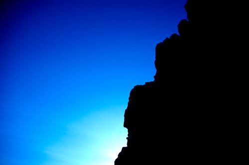 That Deep Blue Color