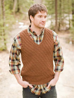 Norah Gaughan's Silures vest