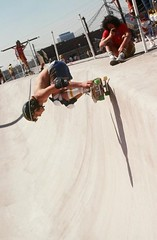 Adam Paul Marina Del Rey Skatepark 1978 (Adam-Paul) Tags: dogtown gangsta zboys adampaul veniceskatepark