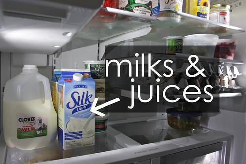 milk & juice