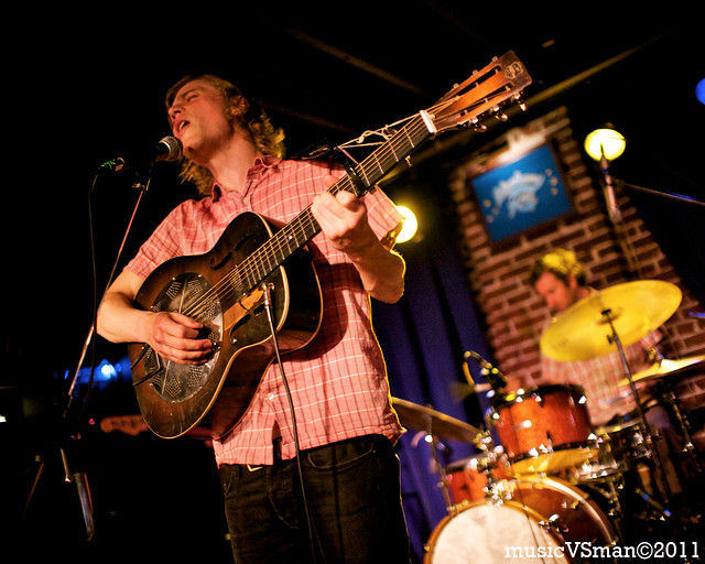 Johnny Flynn & The Sussex Wit @ Blueberry Hill