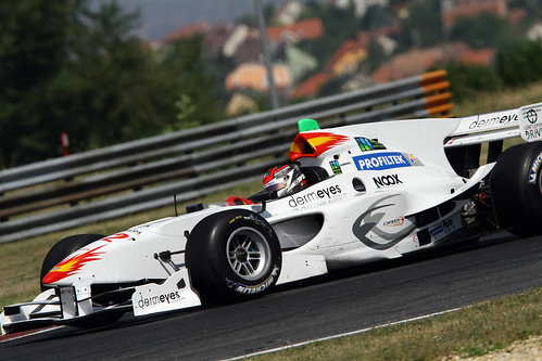 Bruno Mendez-Hungaroring