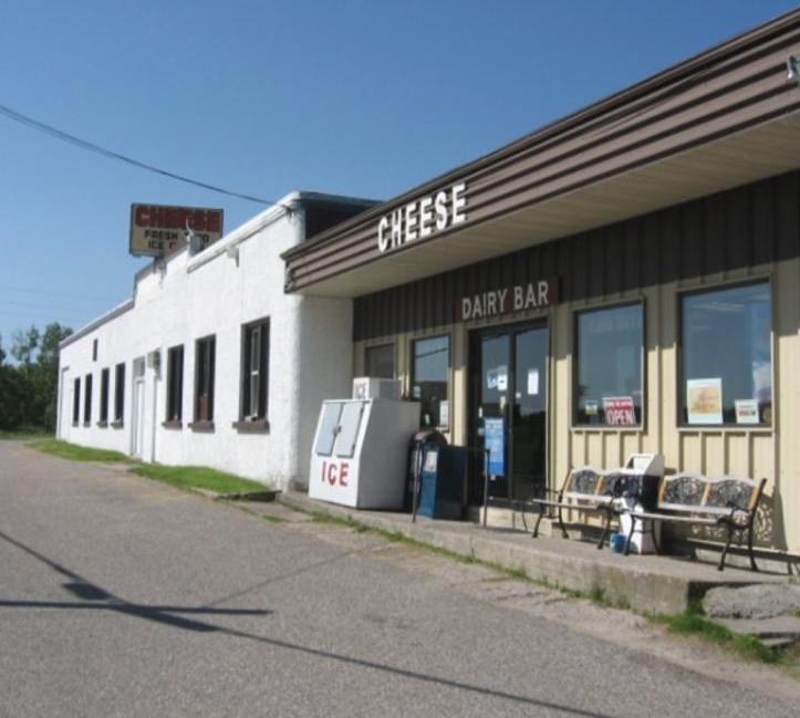 Eldorado Dairy Factory Bldg