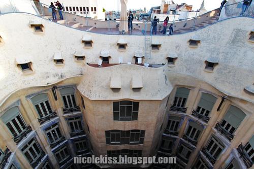 casa mila rooftop 3
