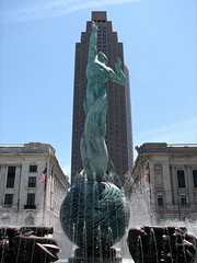 Peace Arising From the Flames of War, Fountain - Cleveland, Ohio (FitchDnld) Tags: ohio sculpture monument fountain statue memorial war peace cleveland marshall clevelandohio fredericks marshallfredericks warmemorialfountain fountainofeternallife peacearisingfromtheflamesofwar peacememorialfountain warmemorialfountainclevelandohio