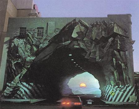 رسومات في الشوارع في قمة العجب . خدع في الرسم ومناظر مثيره 1522445393_e361774699_o