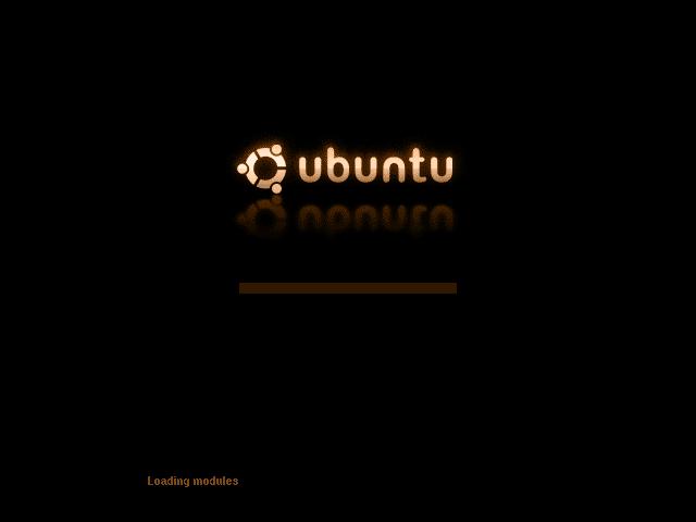 démarrage d'ubuntu linux 5.10