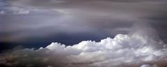 Panoramic Sky 2 (Ken Allman) Tags: sky clouds heavens