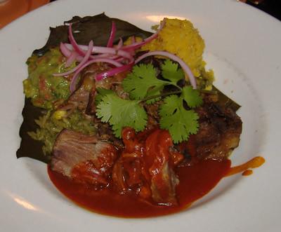 El Torito Grill - Carnitas Yucatan