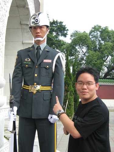 Me and a Military Police