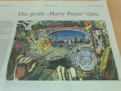 Harry Potter-Quiz