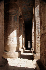 Mortuary Temple of Ramesses III (astique) Tags: temple ancient egypt luxor thebes medinethabu ramessesiii